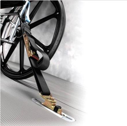 Wheelchair Restraints