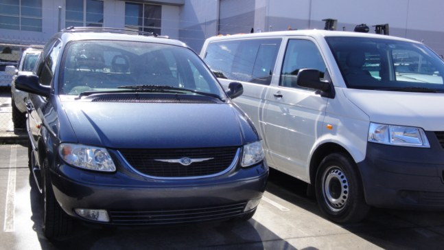 Chrysler Voyager Activan