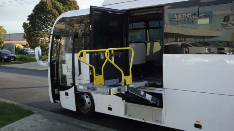Bus Wheelchair Lifts