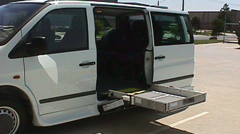 Auto Lifts For Disabled : Wheelchair lifts melbourne for vans